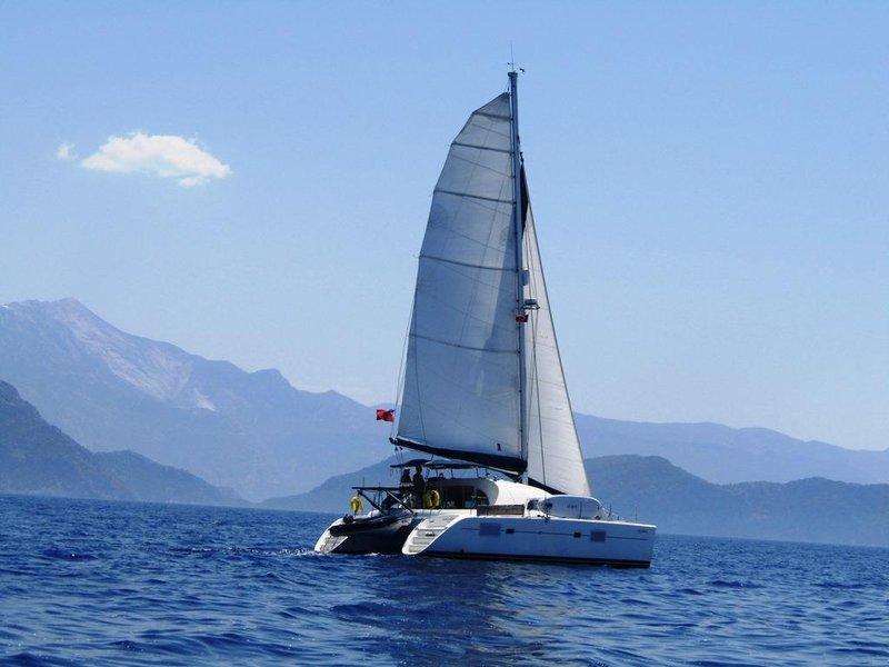 Lagoon 380 S2-1