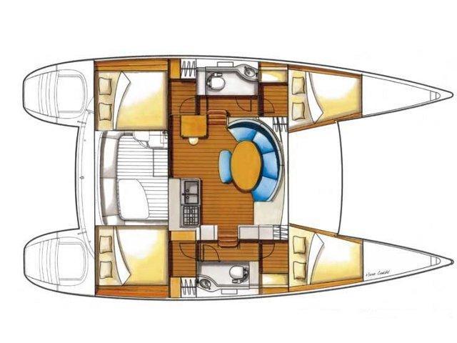 Lagoon 380 S2-6
