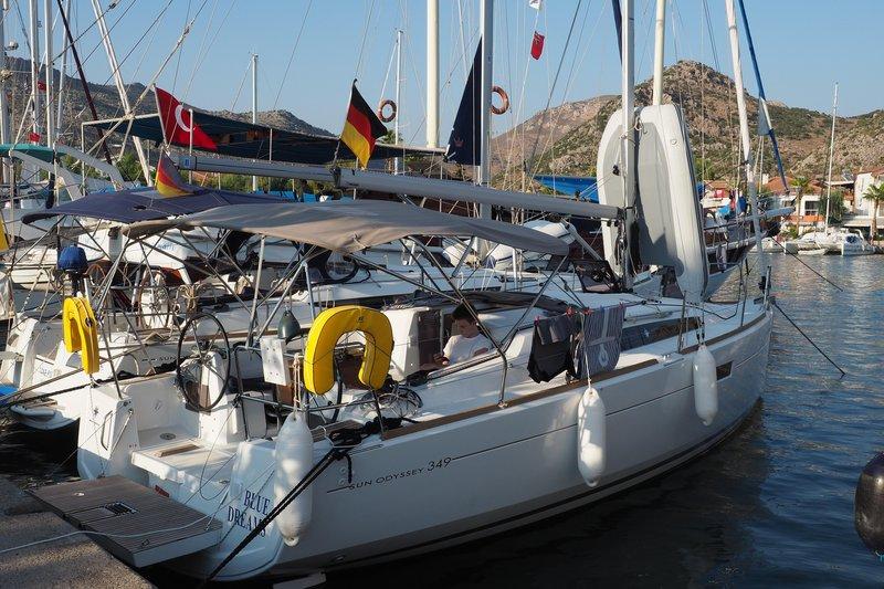 Sun Odyssey 349-6